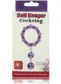 Ball Banger Cockring Penis Halkası