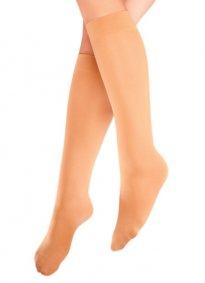 Teni Göstermeyen Mikro Dizaltı Çorap Ten