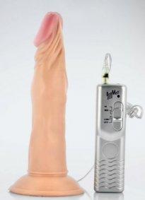 3 Hız Kademeli Gerçek His Keyfi Penis