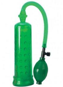 Güçlü Yeşil Penis Pompası