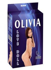 Olivia Şişme Bebek
