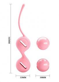 Kegel Egzersiz Vajina Sıkılaştırıcı Vibratör