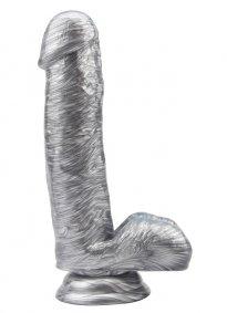 Heywood Jablome 17.8 Cm Gümüş Rengi Dildo