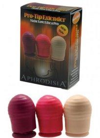 Pro Tip Extender Ten Rengi Penis Uzatıcı Kılıf Tırtıklı