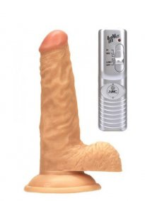 12,7 Cm Realistik Penis Vibratör