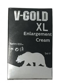 V Gold xl krem 5 ml Şese