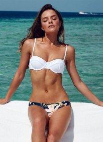 Angelsin Renkli Özel Tasarım Bikini Alt