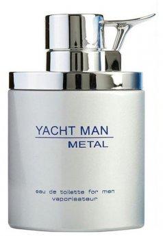 Yacht Man Metal Erkek Parfümü