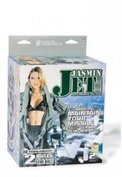 Jasmin Jet Pilot Şişme Kadın