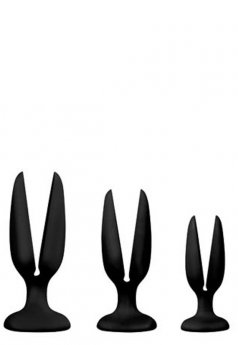 Triple Blaster Açılır 3lü Anal Tıkaç Seti