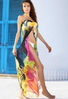 Uzun Elbise Pareo