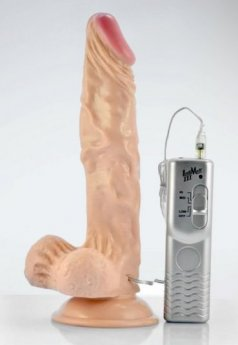 Enduro Blaster 8 5 inç 3 Kademeli Titreşimli Penis