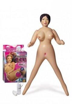 Constance Lee Doll Şişme Manken