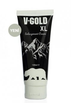 Gold XL Penis Büyütücü Krem