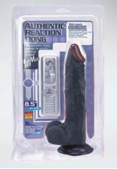 Authentic Realistik Zenci Penis