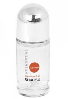 Shiatsu Feromonlu Kadın Parfümü 15 ml