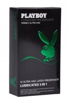 Playboy 3in1 12 li Ultra Haz
