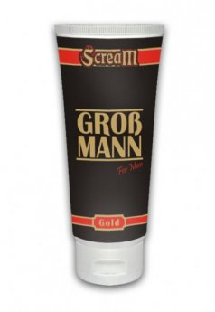 Gross Mann Cream Bakım Kremi 100 ml