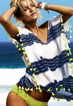 Özel Tasarım Plaj Elbisesi