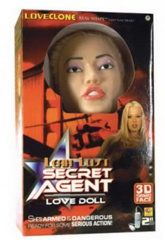 Leah Kust Secret Agent