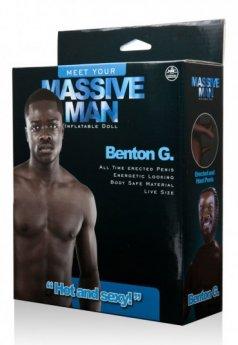 Massive Man Erkek Şişme Bebek Benton G
