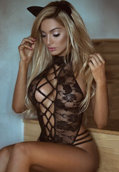 Sexy Lingerie Dantel Elbise Babydoll