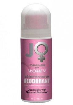 System JO Cinsel Cazibe Arttıran Feromonlu Deodorant-Kadın