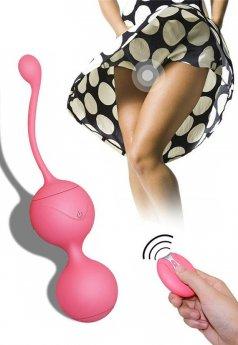 Çift Titreşimli Vibratör Orgazm Topu