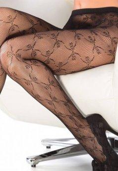 Merry See Siyah Külotlu Çorap