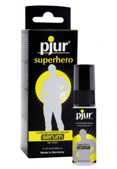 Pjur Superhero Konsantre Delay Serum 20 ml