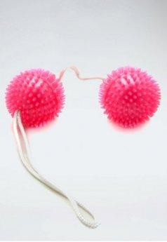 TitreşimLi Tırtıklı Anal ve Vajinal Orgazm Topu