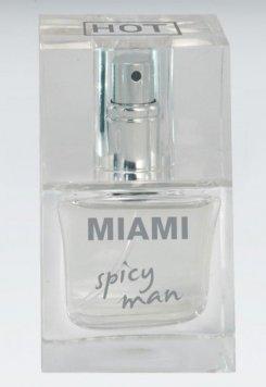 Hot Miami Feromonlu Erkek Parfümü