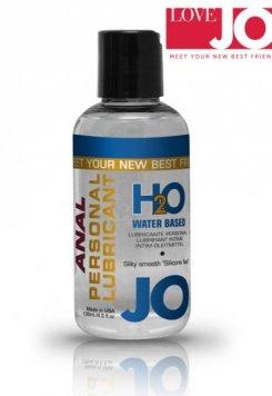 System JO H2O Üst Düzey Etkili Anal Kayganlaştırıcı 135 ml
