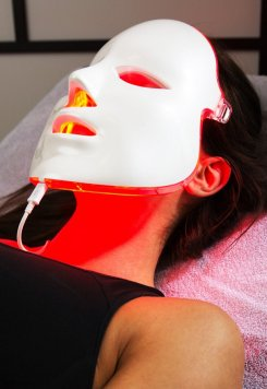 Led Maske Led Işıklı Yüz Maskesi Cilt Bakım Tedavisi
