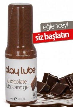 Play Lube Anal Çikolatalı Kayganlaştırıcı