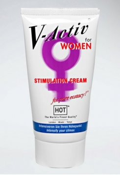 V Activ Women Stimulation Cream