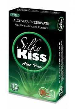 Silky Kiss Aloe Vera 12li Paket Prezervatif