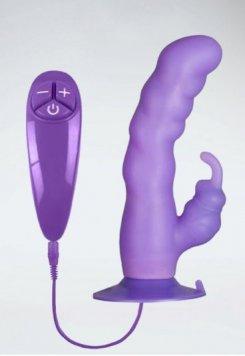Icy Bunny Silikon Titreşimli Vibratör