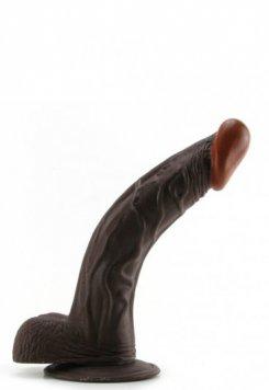 Mighty Pounder Zenci Realistik Penis