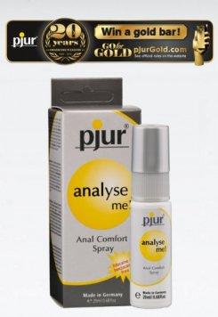 Pjur Analyse Me Anal Rahatlatıcı Acı Azaltıcı Sprey