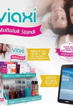 Viaxi Masa Üstü Stand Samsung Tablet hediyeli