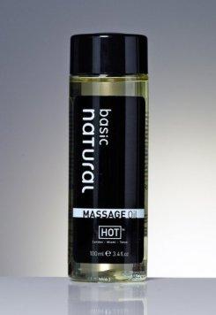 Hot Massage Basıc Natural Erotik Masaj Yağları