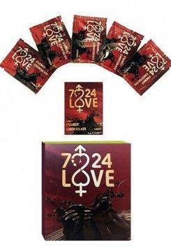 Love Sıvı Performans Çikolatası 5 li Unisex