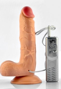 Enduro Blaster 3 Kademeli Titreşimli Penis