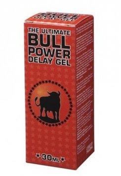 BULL POWER Geciktirici Jel