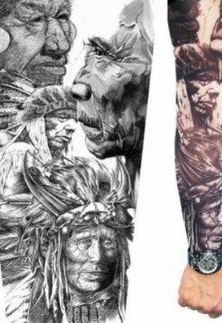 Kızıldereli Giyilebilir Dövme