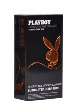 Playboy Ultra Thin Süper İnce 12 li