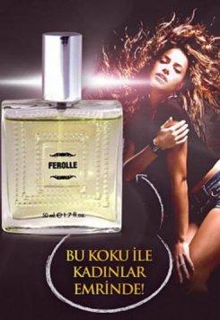 Ferolle Afrodizyak Etkili Aşk Parfümü