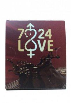 Love Sıvı Unisex Performans Çikolatası