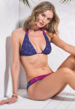 Çok Renkli Seksi Bikini Takım Cylia